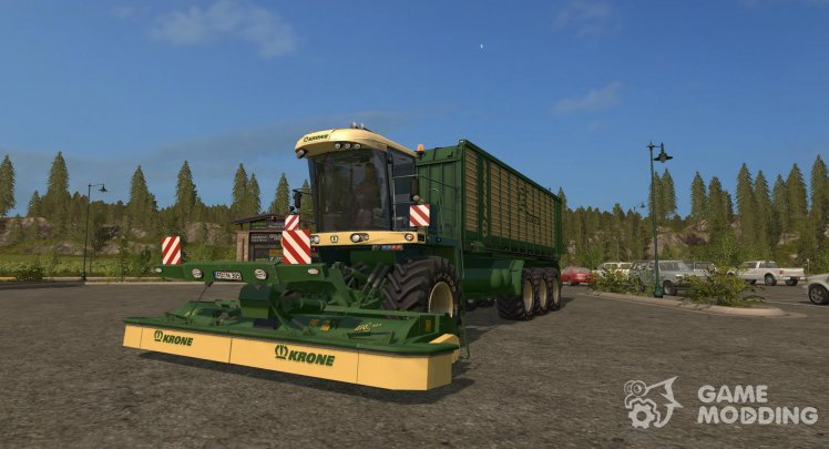 Krone big mower v1.0.0.4
