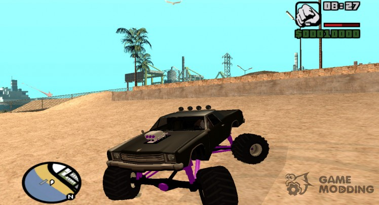 Picador Monster Truck