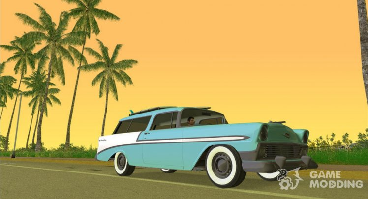 Chevrolet Bel Air Nomad 1956