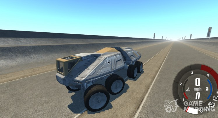 At-TE Remastered for BeamNG.Drive
