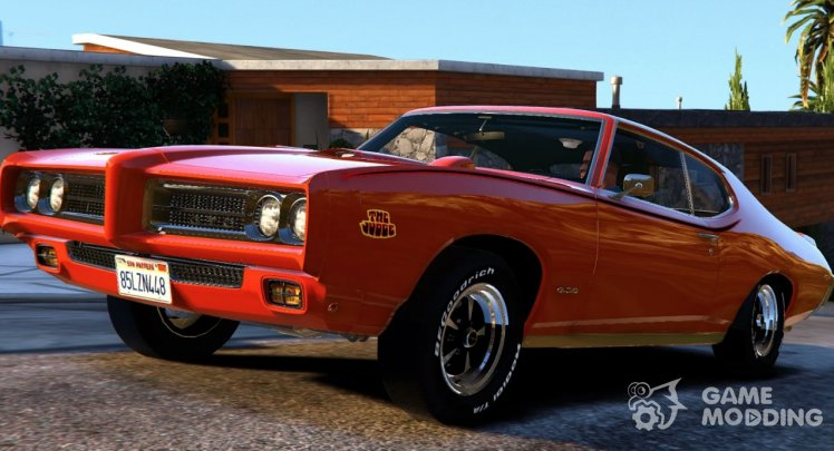 1969 Pontiac GTO Judge v1.3