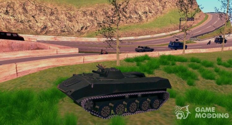 BMD-1 (ArmA Armed Assault)