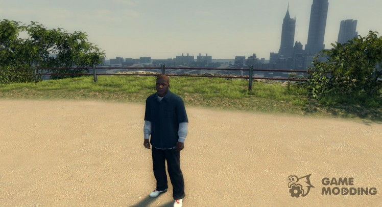 Michael, Franklin, and Trevor in Mafia 2