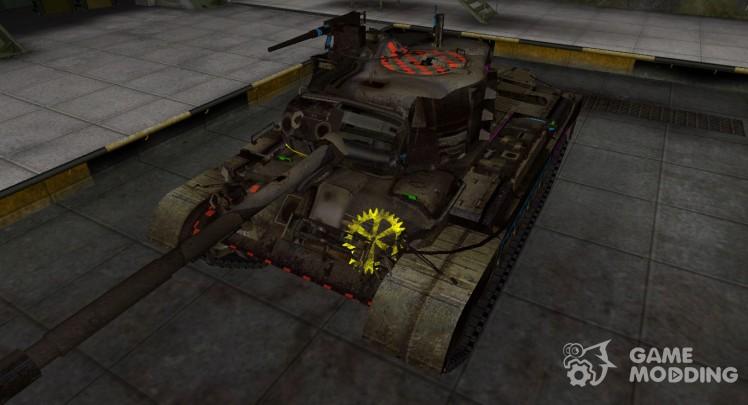 Качественные зоны пробития для M46 Patton