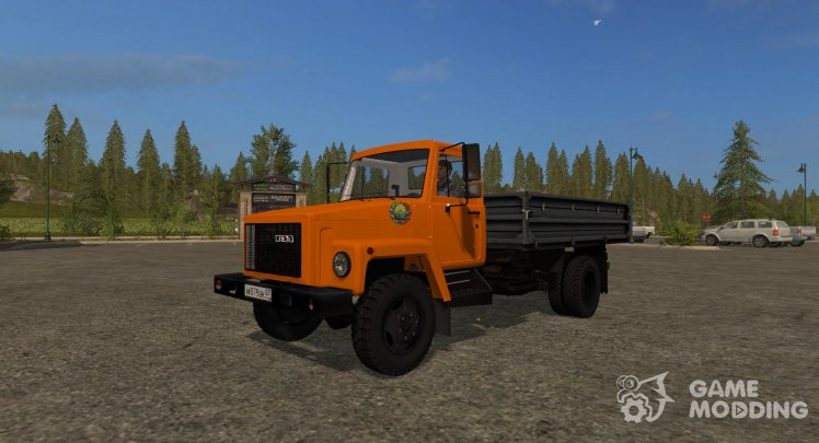 GAZ-3307 version 2.0