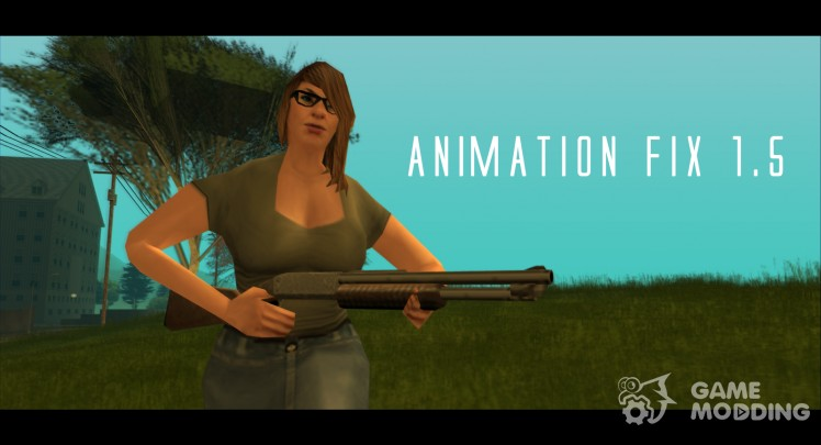 Animation Fix 1.5