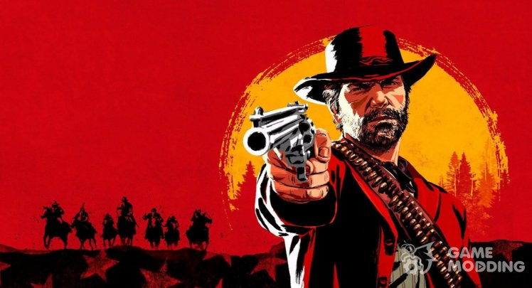 Red Dead Redemption 2 Loadscreen (HD)