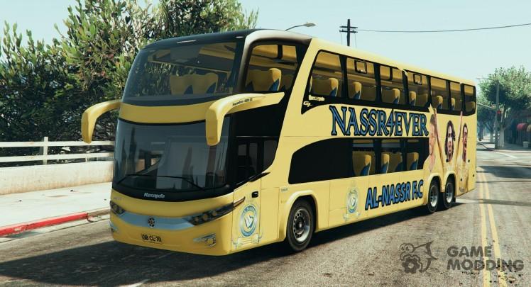 Al-Nassr F.C Bus
