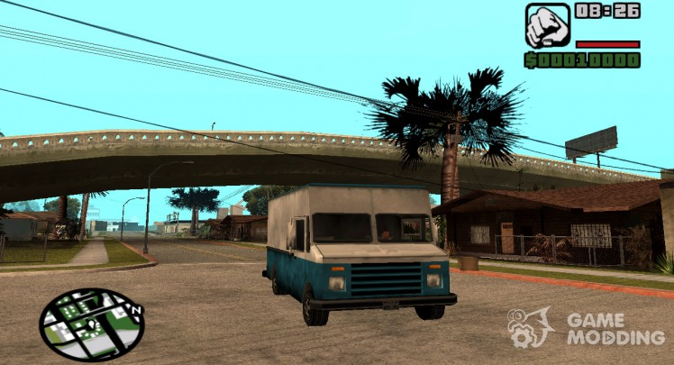 Boxville from Vice City
