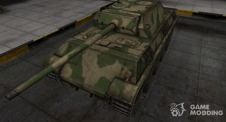 Скин для немецкого танка Panther/M10
