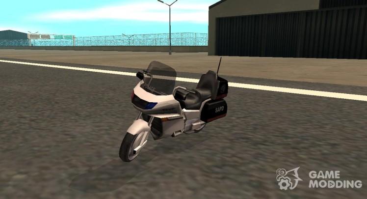 New Police Bike в стиле SA