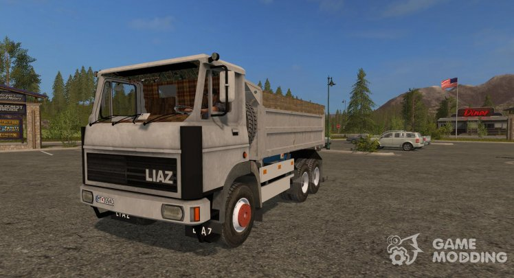 LIAZ 6X6 version 1.0