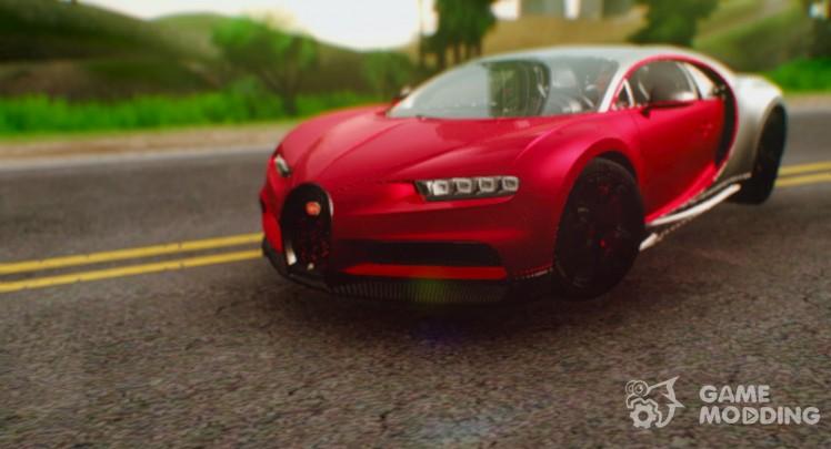 2018 Bugatti Chiron Sports