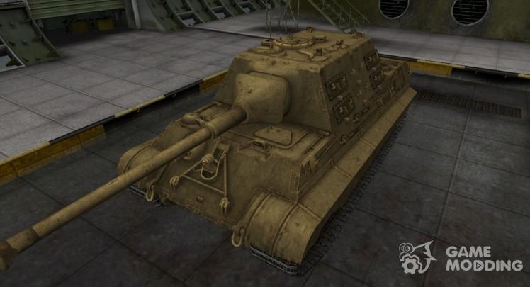 Desert tank skin 8.8 cm Pak 43 JagdTiger