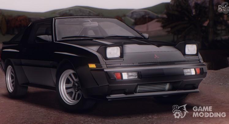 1986 Mitsubishi Starion ESi-R (US-Spec) 1.1