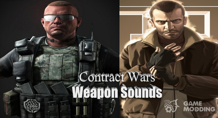 Contract Wars Weapon sounds v1.0