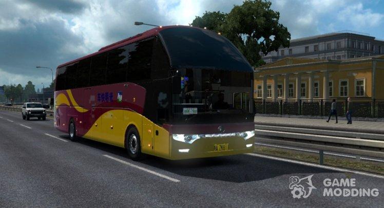 Buses for Euro Truck Simulator 2