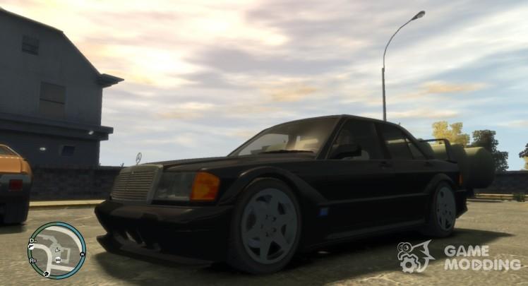 Mercedes Benz 190E Evolution II