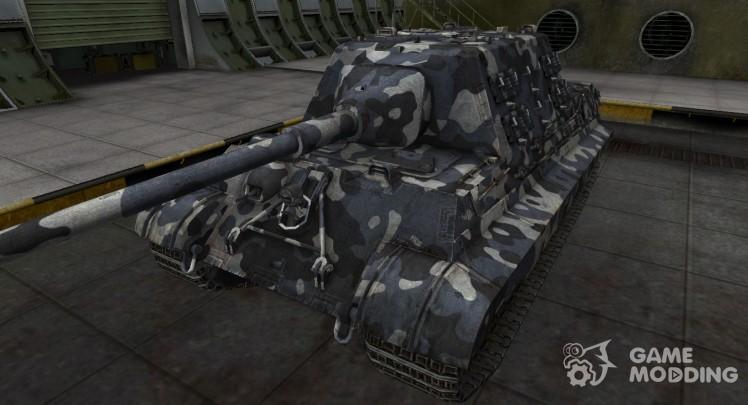 German 8.8 cm Pak 43 tank JagdTiger