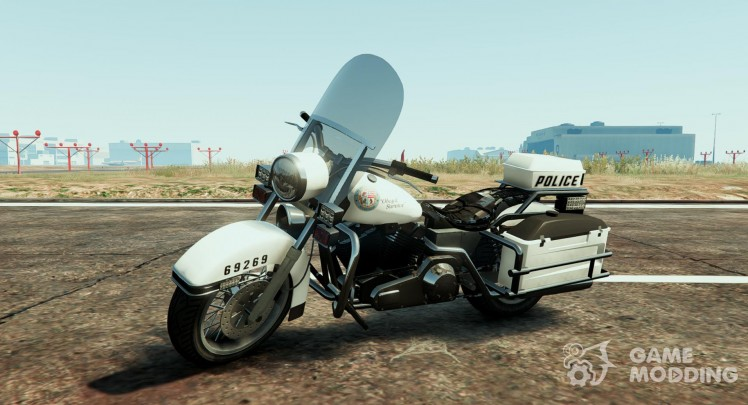 Skin BMW R1150 RT Swiss - GE Police