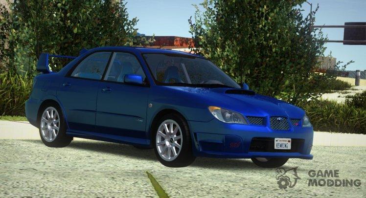 Subaru for GTA San Andreas