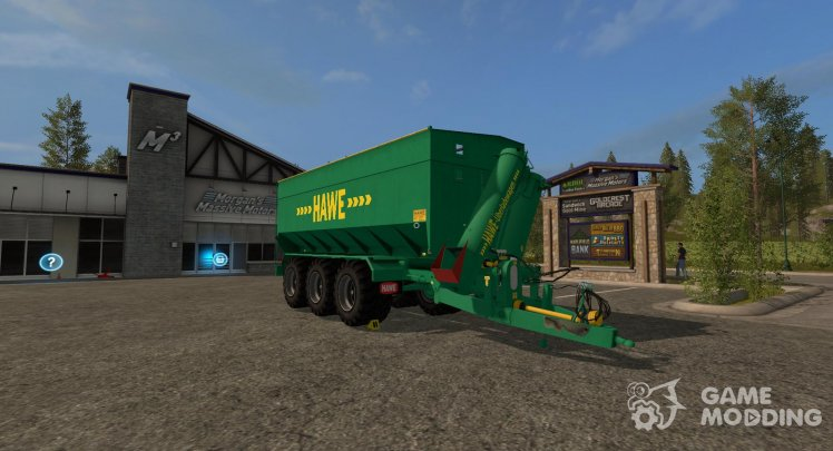 HAWE ULW 3000T version 1.0.0.0