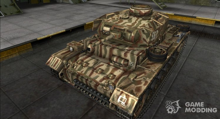 Remodeling of the Panzer III tank