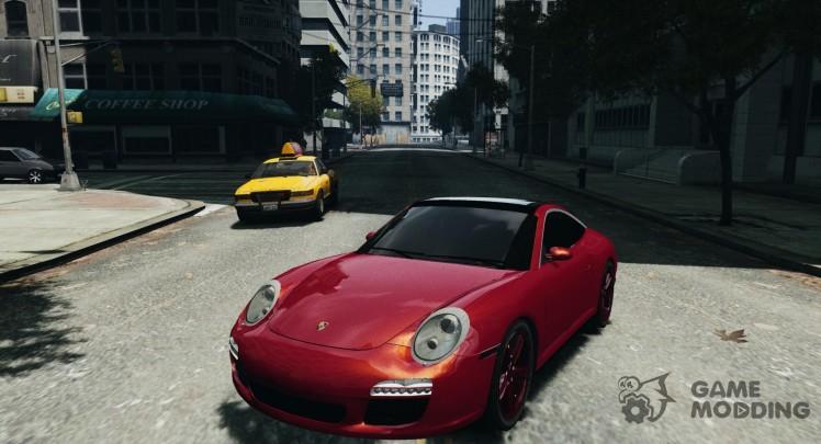 Porsche Targa 4S 2009