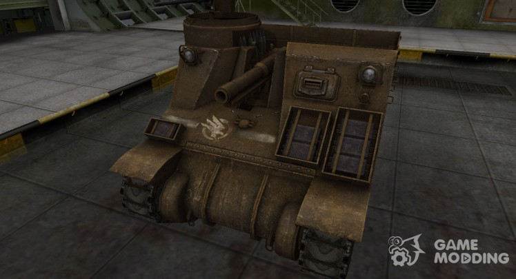 Skin-C&C GDI for M7 Priest