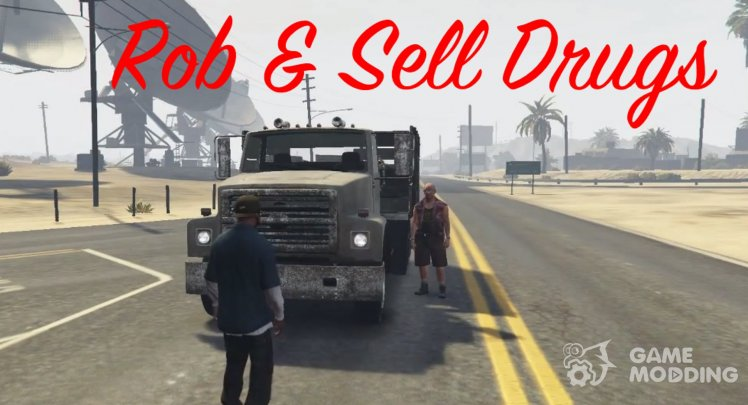 Rob And Sell Drugs 1.2