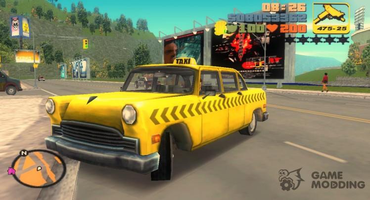 Cabbie of GTA VC