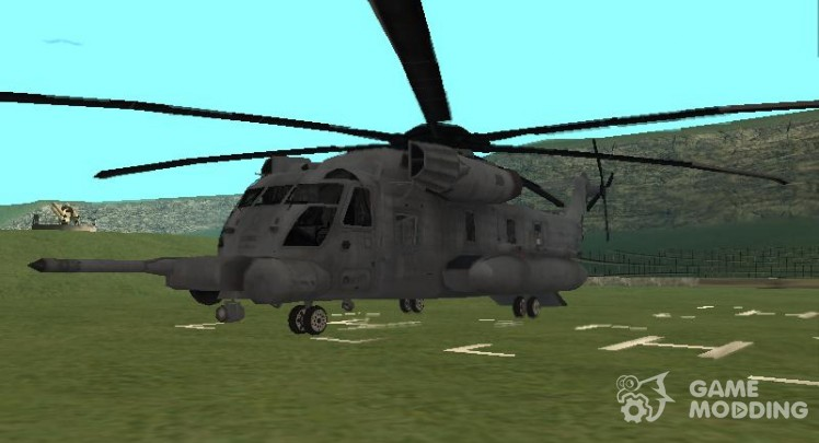 CH-53 Blackout of Transformers