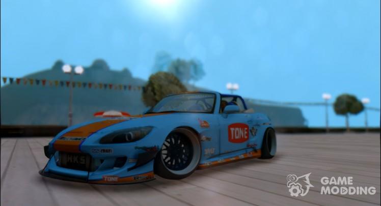 Honda S2000 Pandem Gulf Racing