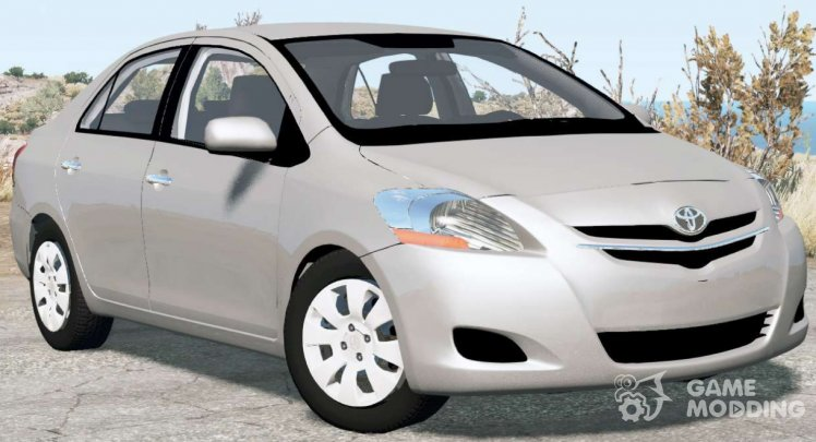Toyota Yaris sedan 2007