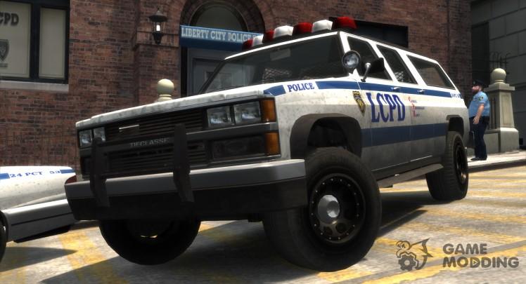 NOOSE Patriot for GTA 4