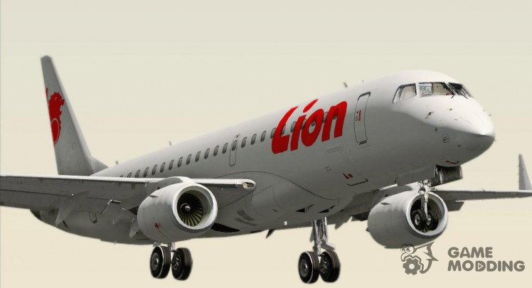 Embraer ERJ-190 Lion Air