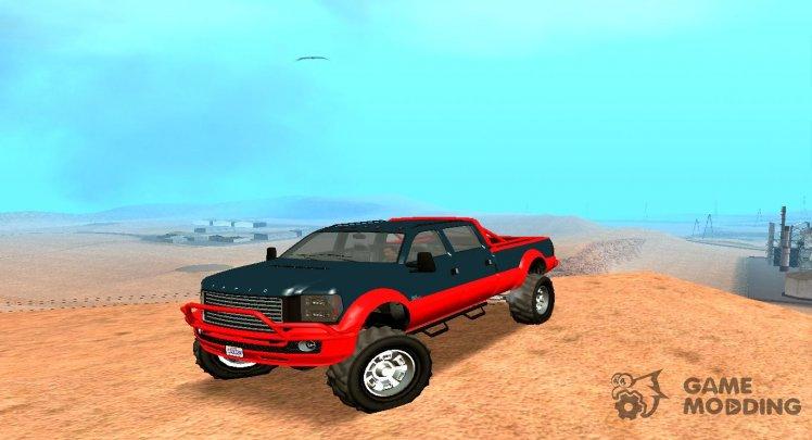 Sandking for GTA San Andreas