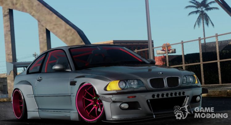 BMW for GTA San Andreas