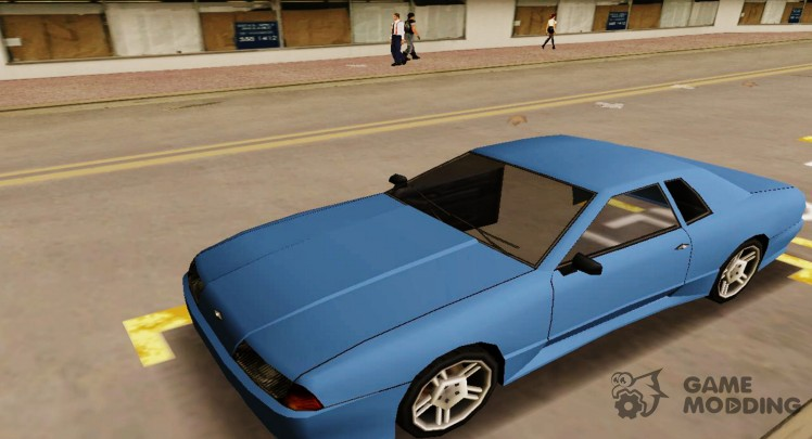 Elegy from GTA SA