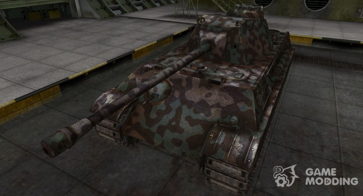 Mountain camouflage for Panther II