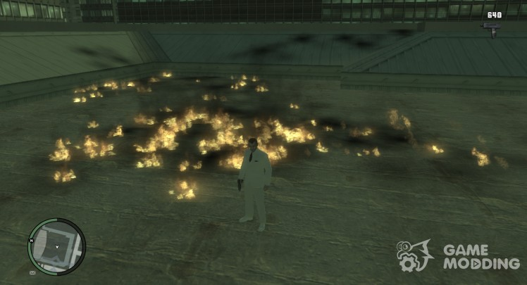 Fire bullets