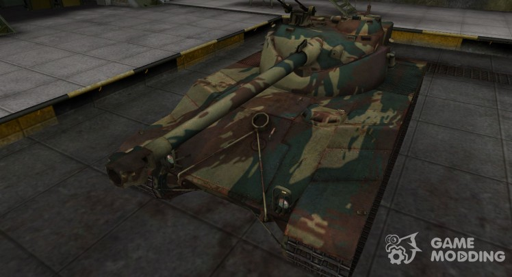 French new skin for Bat Chatillon 25 t