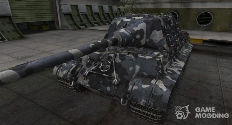 Немецкий танк Jagdtiger