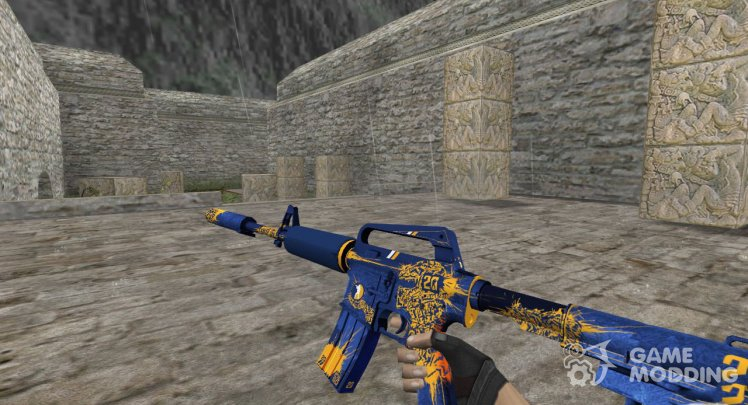 M4A1-S Iconic