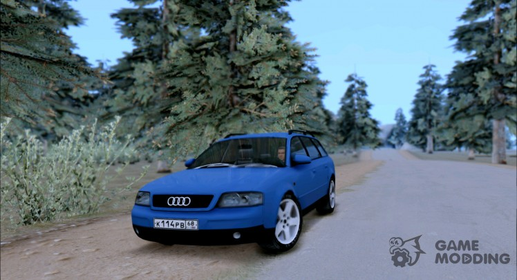 Audi A6 C5 Avant 3.0 V8