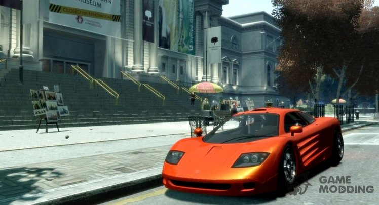 GTA V Progen GP1 With HQ Interior