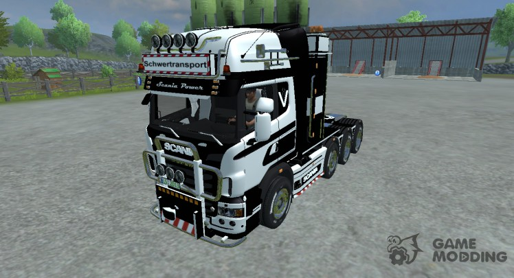 Scania R 560 heavy duty v 2.0