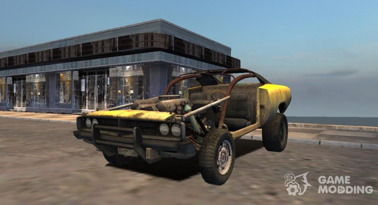 Half-life 2 Episode 2 Car