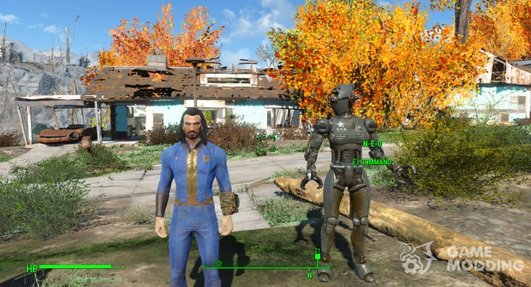 Mods for Fallout 4