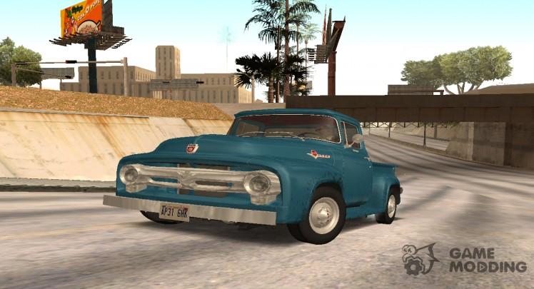 Ford F-100 V8 1956